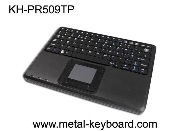 All-in-one desktop industrial mini plastic computer keyboard with touchpad